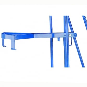 British Plastic Drum Clamp attachment for Pallet Loading Drum Truck DT60