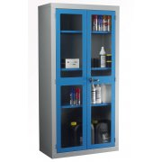 Polycarbonate Door Cabinet 1830x915x457mm