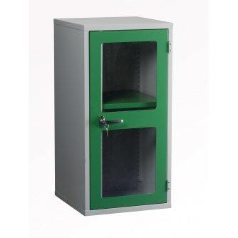 British Polycarbonate Door Cabinet 915x457x457mm