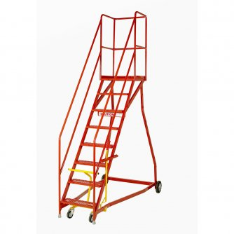 British Quality Extra Heavy Duty Steps, Narrow Base Model - 3 to 15 Steps