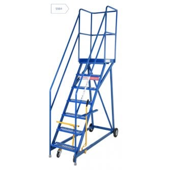 British Quality Extra Heavy Duty Steps with Narrow Base - 3 to 15 Steps