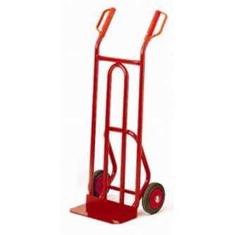British Sack Truck with Fixed Toe Capacity 150kgs