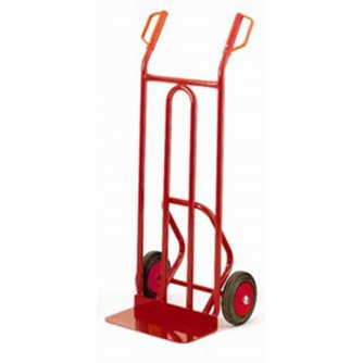 British Sack Truck with Fixed Toe Capacity 200kgs