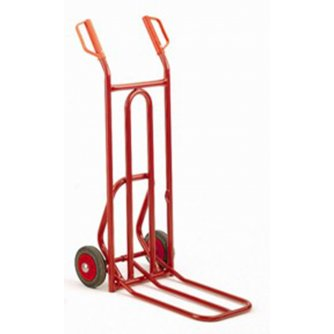 British Sack Truck with Folding Toe Capacity 150kgs
