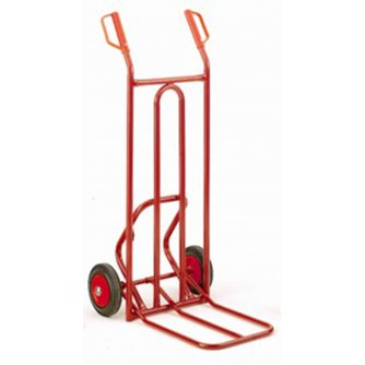 British Sack Truck with Folding Toe Capacity 250kgs