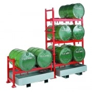 Stacking Drum Pallet Unit for 2 Drums
