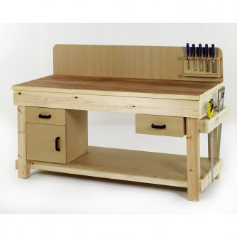 British Standard Timber Workbenches