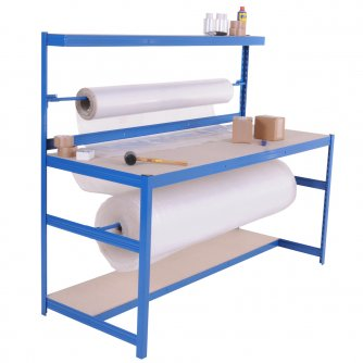 British Super Value Packing Bench