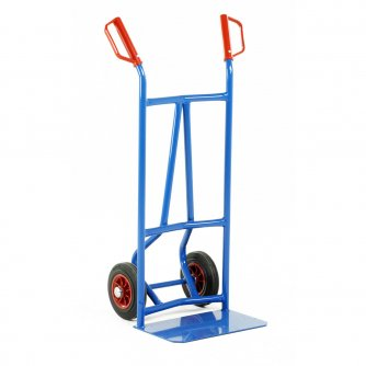 British Versatile Trader Sack Truck Solid Blue Capacity 200kgs