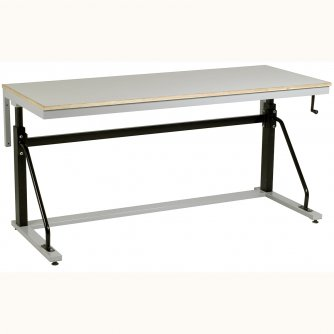 British Cantilever Adjustable Height Workbenches
