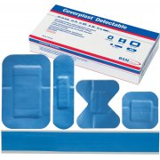 Coverplast X-Ray Detectable Plasters, 7.2x2.2cm (Pack of 100)