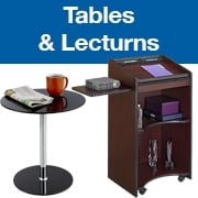 Tables & Lecterns