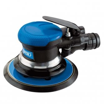 Draper Dual Action Compressed Air Sander