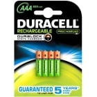 Duracell AAA rechargeable DURALOCK 2400mAh ULTRA (Pack of 4)