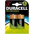 Duracell C cell Rechargeable DURALOCK 2200mAh ULTRA (Pack of 4)