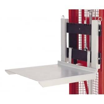Ezi-Lift Platform for the Universal 500 Stacker