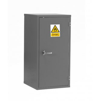 British Flammable Safety Storage Cabinets 915hx457wx457mmd