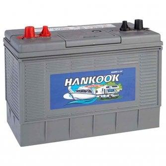 Hankook Heavy Duty Leisure Battery 100AH Deep Cycle