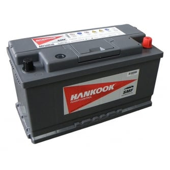 hankook mf6038 12v battery 110ah warranty 4yrs. Black Bedroom Furniture Sets. Home Design Ideas
