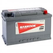 Hankook Starter Battery Model 110