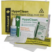 Body Fluid Disposal Kit, Wallet (1 App)