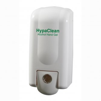HypaClean Alcohol Hand Gel Dispenser Starter Pack