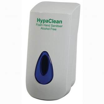 HypaClean Foam Hand Sanitiser Dispenser Starter Pack