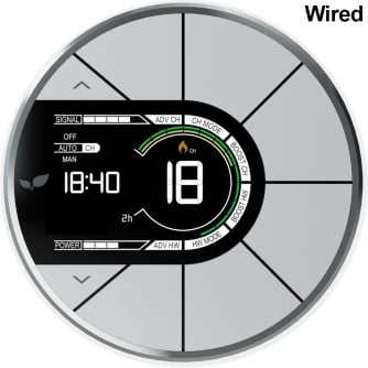 Inspire Smart Landlord Internet Room Thermostat - Wired