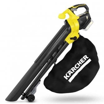 Karcher 18v Cordless Garden Vacuum/Blower with Battery and Fast Charger