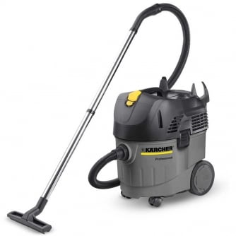 Karcher Vacuum Cleaner Wet and Dry N35/1 Tact 110V or 24V
