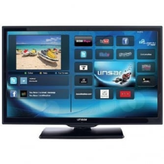 Linsar 28led2000st 28 Inch Hd Smart Tv With Dvd