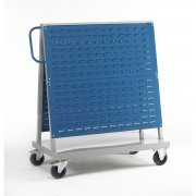 Louvre Panel Trolley - Double Sided