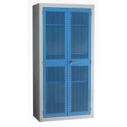 Mesh Door Storage Cabinet 1830x915x457mm