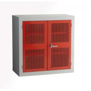 Mesh Door Storage Cabinet 915x915x457mm