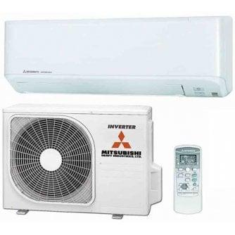 Mitsubishi Heavy Industrial Air Conditioning Kit - Heat pump 3.5Kw/12000Btu A++ 240V~50Hz