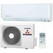 Mitsubishi Heavy Industrial Air Conditioning Kit - Heat pump 3.5Kw/12000Btu A++ 240V~50Hz