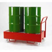 Mobile Drum Sump Trolley
