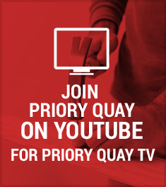 Join Priory Quay On Youtube