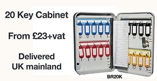 20 Key Cabinet