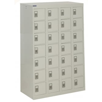 British Personal Effects Locker 28 Compartment