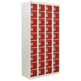 British Personal Effects Locker 40 Compartment
