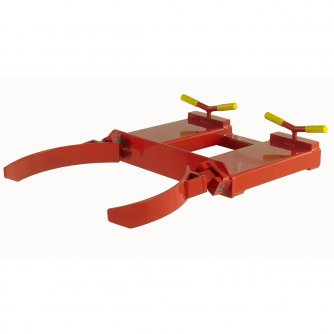 British Plastic drum clamp - 523mm diameter
