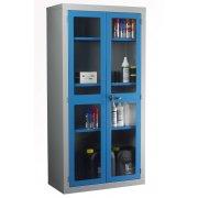 Polycarbonate Door Cabinet 1830x915x457mm