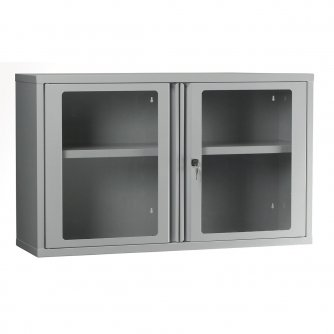 British Polycarbonate Door Wall Cabinet 1000x600x300mm