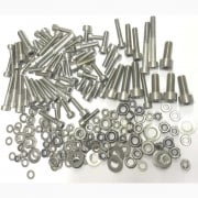 A4 316 Marine Grade Stainless Steel Fixings