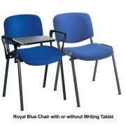 Conference and Training Room Upholstered Stackable Chairs