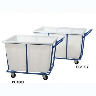 PQ Container Trucks 250 and 350 Litres - with Removable Container