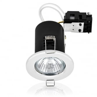 PQ Fire Rated GU10 Downlight in 5 Finishes