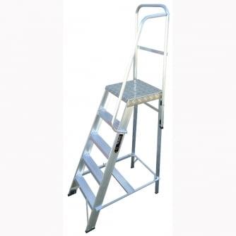 PQ Machine Steps Industrial Quality Single Sided 3 to 7 Steps