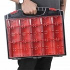 Professional Small Parts Organiser Carrying Case 55 or 85mm High